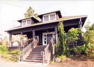 Southwest Seattle Historical Society Log House Museum
